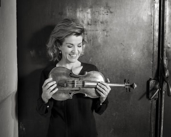Chamber Orchestra Vienna - Berlin: Anne-Sophie Mutter - Mutter Plays Mozart Part II at Gerald R Ford Amphitheater