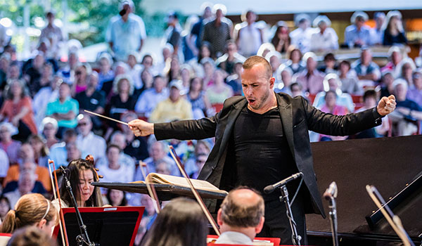 The Philadelphia Orchestra: Yannick Nezet-Seguin - Tosca: A Premiere Opera Production at Gerald R Ford Amphitheater