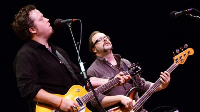 Jason Isbell And The 400 Unit at Gerald R Ford Amphitheater