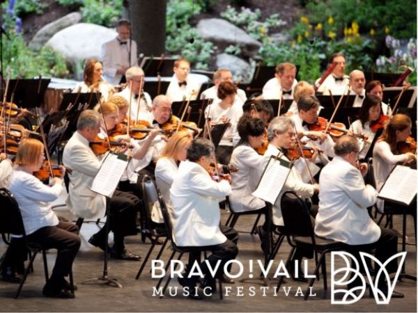 Dallas Symphony Orchestra: Donald Runnicles - Beethoven's Triple and Symphony 7 at Gerald R Ford Amphitheater