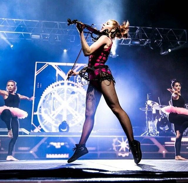 Lindsey Stirling at Gerald R Ford Amphitheater